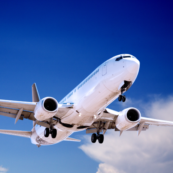 New routes plane