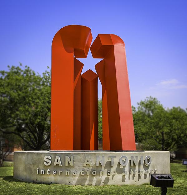 Sebastián in San Antonio: 50+ Years / 20+ Sites / 100+ Works